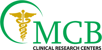 MCB Clinical Reserch Centers logo